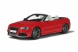 Audi RS5 Convertible rood