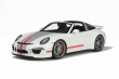 Porsche 911 991 Targa Techart wit